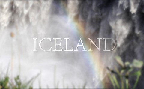 Travelling in Iceland